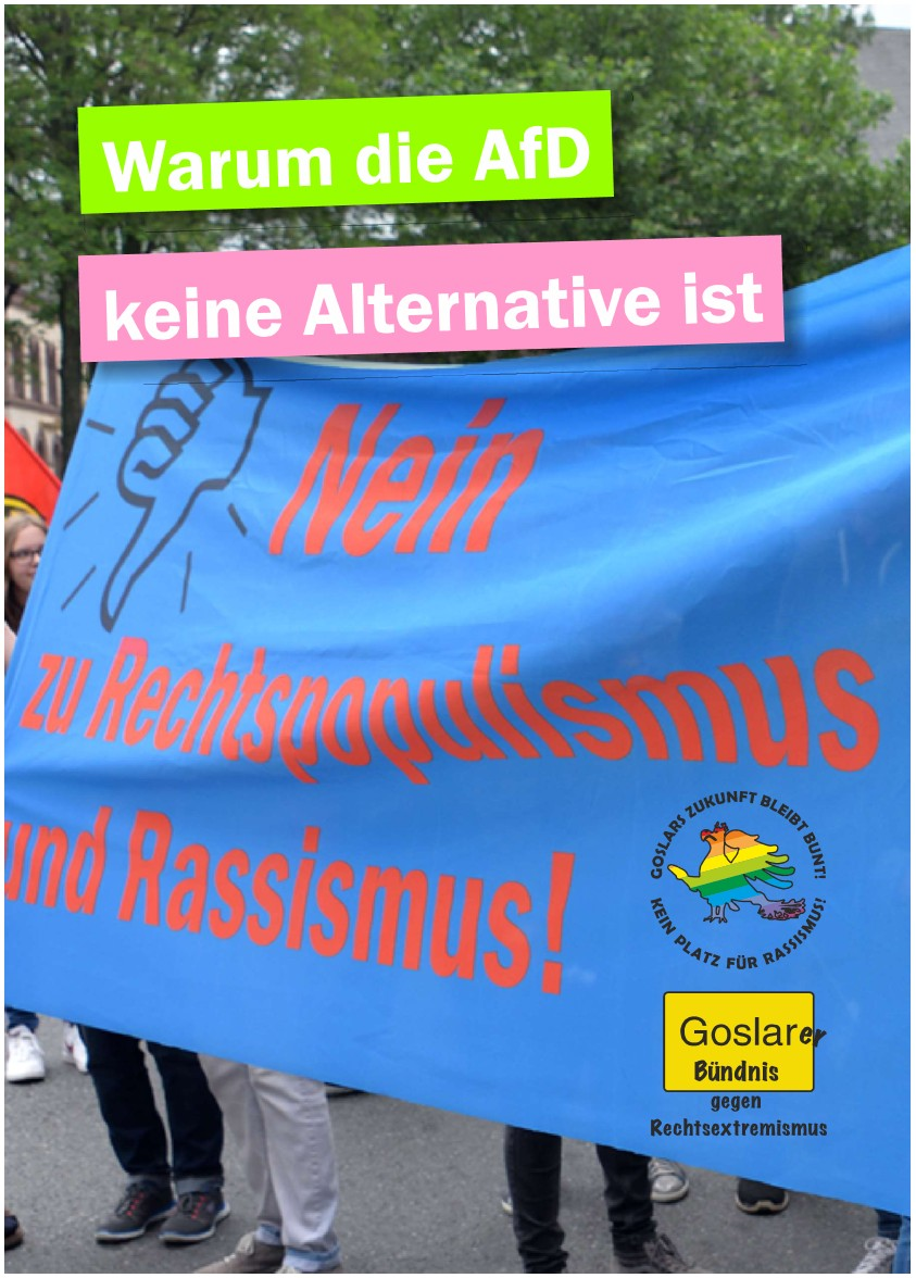 AfD keine Alternative